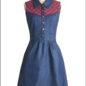 ModCloth Traka Barraka Dress Size S